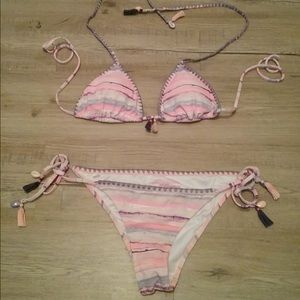 Two mix and match Victoria Secret Swimsuits